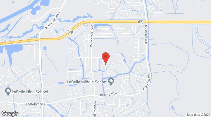 Where Is Labelle Florida In The Map.8038 Oakleaf Circle Labelle Fl 33935