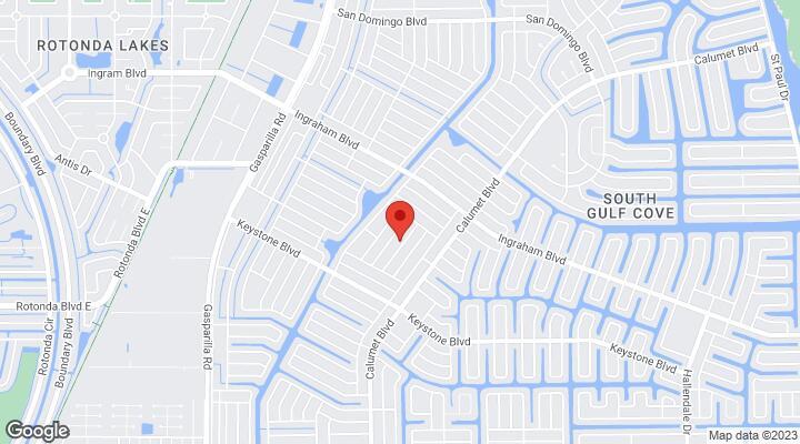 Street Map Port Charlotte Florida.9179 Koma Street Port Charlotte Fl 33981