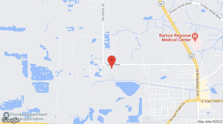 Bartow Florida Map.1655 Laurel Oaks Drive Bartow Fl 33830