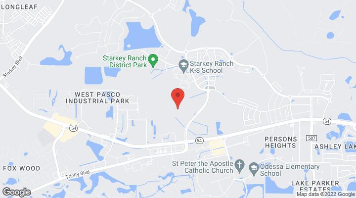 Odessa Florida Map.4300 Night Star Trail Odessa Fl 33556