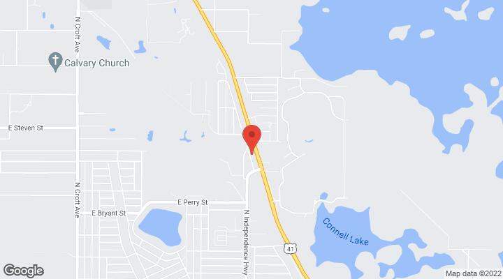 Inverness Florida Map.1139 N Paul Drive Inverness Fl 34453
